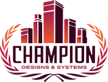Champion Designs & Systems Logo